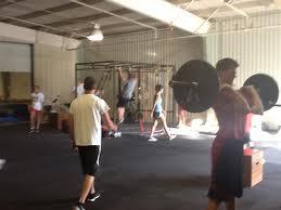 Crossfit tréning