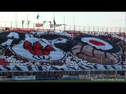 Spartak Trnava : Steaua Bukurest