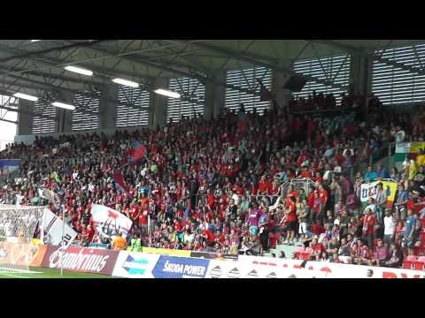 FC Viktoria Plzeň fans