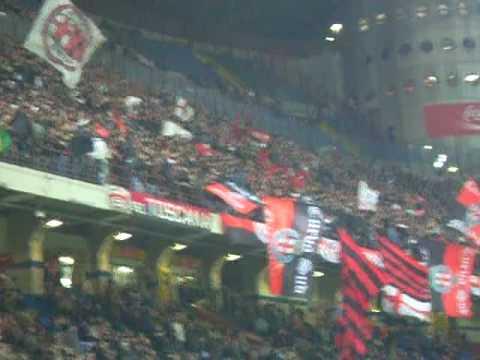 AC Miláno fans