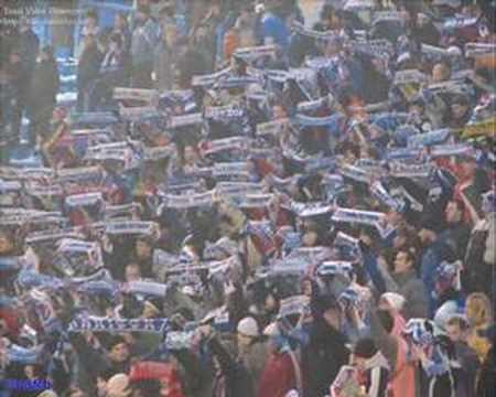 FC Banik Ostrava fans