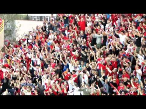 Dunajská Streda - Spartak Trnava (2009)