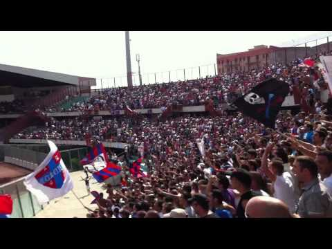 Catania fans