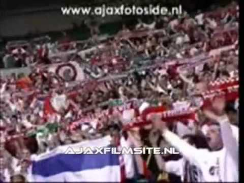Ajax Amsterdam fans