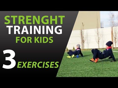 Rozvoj sily u deti súťažnou formou