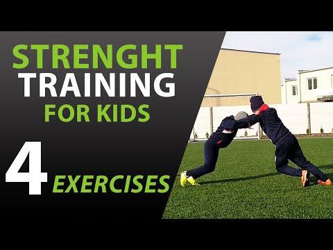 Futbalové cvičenie na rozvoj sily a krytie lopty 1na1