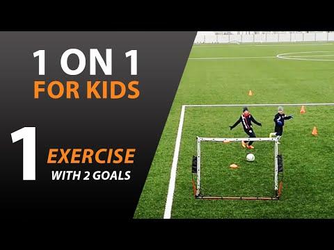 Ako rozvíjať futbalovú kreativitu u detí #3