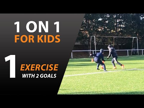 Ako rozvíjať rýchlosť detí v hrách vo futbale #4
