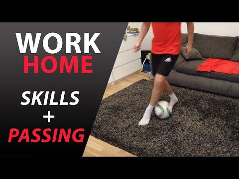 Trénuj doma | Ball Mastery a Prihávky