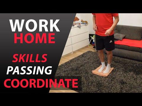 Individuálny tréning na doma | Futbalový tréning pre deti #5