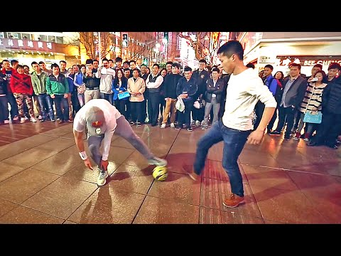 Sean Garnier - freestyle & panna