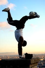 Freestyle futbal