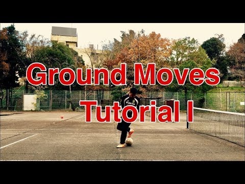 Ground moves - 1