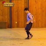 Žonglovanie v pohybe tenisovou loptou
