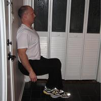 Wall Sit Test